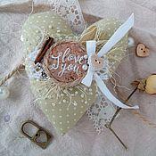 Подарки к праздникам ручной работы. Ярмарка Мастеров - ручная работа Валентинки от всего сердца. Handmade.