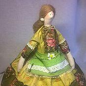 Куклы и игрушки ручной работы. Ярмарка Мастеров - ручная работа Тильда на чайник. Handmade.