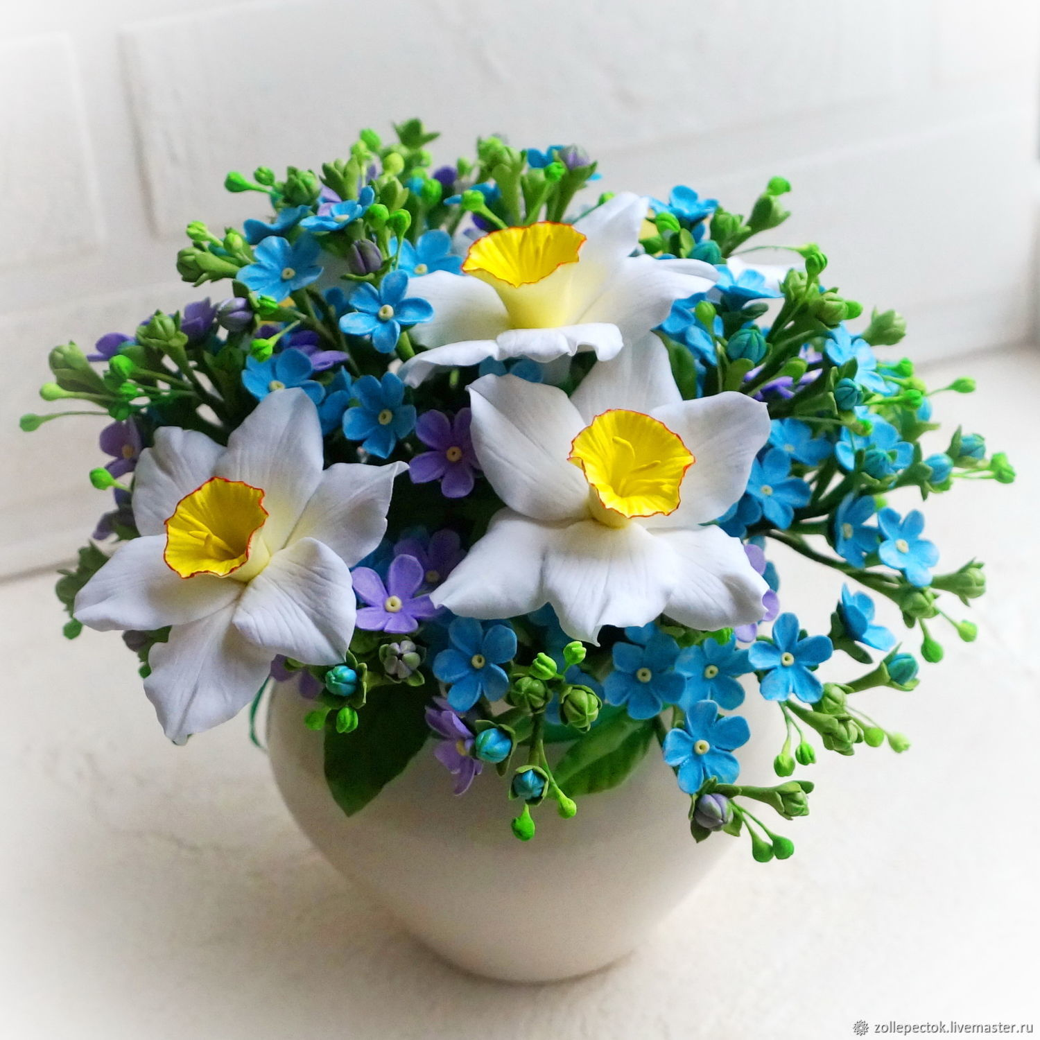 spring bouquet, Flowers, Rostov-on-Don,  Фото №1