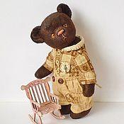 """Куклы и игрушки ручной работы. Ярмарка Мастеров - ручная работа Мишка Тедди  плюшевый """" Егорка """". Handmade."""