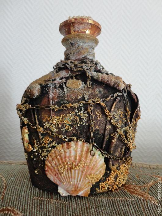 Бутылка `Со дна морского-3` Продана