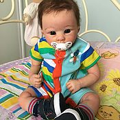 Куклы и игрушки ручной работы. Ярмарка Мастеров - ручная работа Реборн Гарри. Handmade.