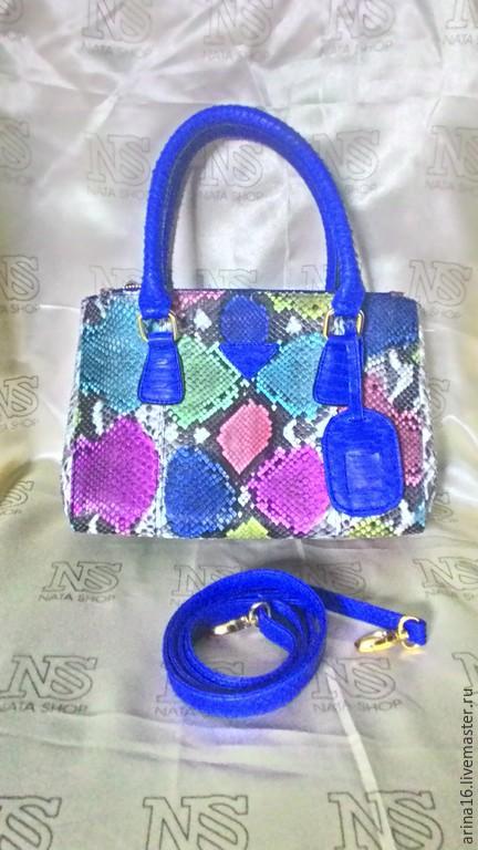 Женские сумки ручной работы. Ярмарка Мастеров - ручная работа. Купить Сумоска цветная. Handmade. Разноцветный, сумка ручной работы