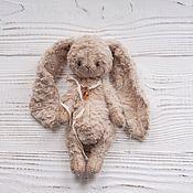 Куклы и игрушки ручной работы. Ярмарка Мастеров - ручная работа Зайка Тедди Софи. Handmade.