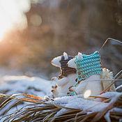 Куклы и игрушки ручной работы. Ярмарка Мастеров - ручная работа книга светлых мыслей. Handmade.