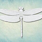 Материалы для творчества handmade. Livemaster - original item Dragonfly mold (2 sizes). Handmade.