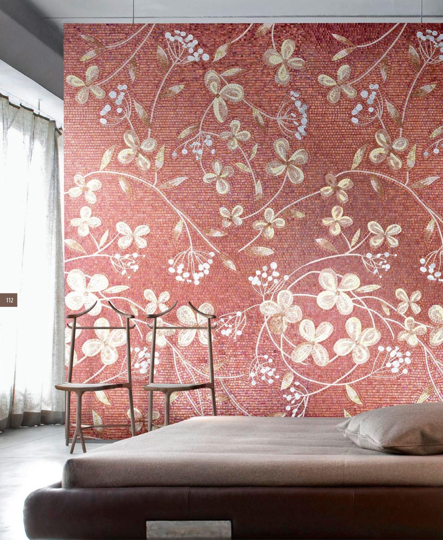 Мозаичное Панно для спальни, Панно, Москва,  Фото №1