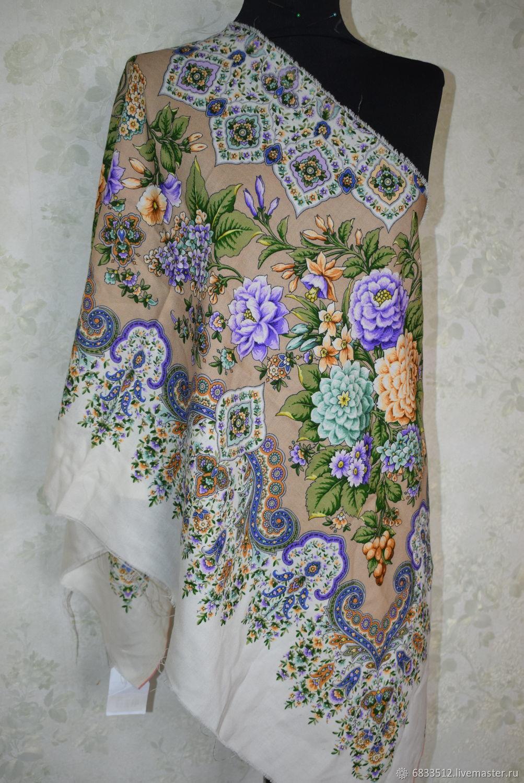 павловопосадские платки феерия