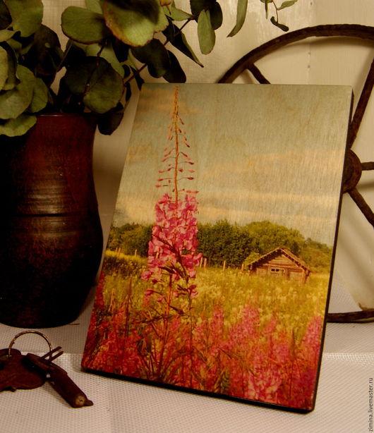фотокартина природа, фотокартина лето, фотокартина цветы, фотокартина деревня, фотокартина иван-чай, фотокартина цветы, цветущий луг, луговые цветы,