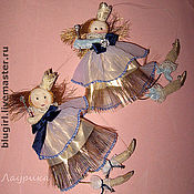 Куклы и игрушки ручной работы. Ярмарка Мастеров - ручная работа Куколка. Handmade.