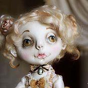 Куклы и игрушки ручной работы. Ярмарка Мастеров - ручная работа вкус и цвет. к р е м - б р ю л е. Handmade.