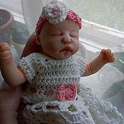 Куклы Reborn ручной работы. Ярмарка Мастеров - ручная работа Мини реборн 14 см. Handmade.