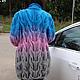 Верхняя одежда ручной работы. Кардиган вязаный или пальто .. Розалинка (SalLia). Интернет-магазин Ярмарка Мастеров. Пальто вязаное