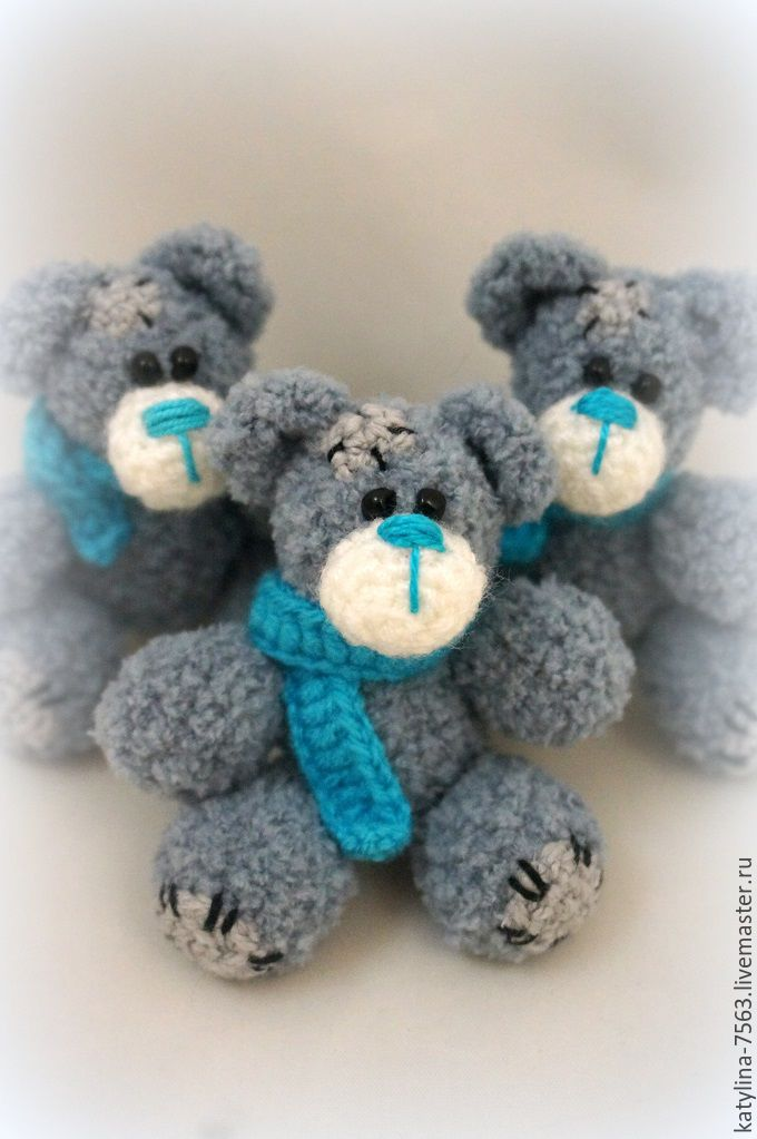 Мишка, Мягкие игрушки, Санкт-Петербург,  Фото №1