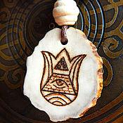 Фен-шуй и эзотерика handmade. Livemaster - original item Talisman of bones,