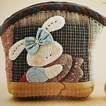 Японский пэчворк от Светланы - Ярмарка Мастеров - ручная работа, handmade