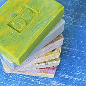 Мыло ручной работы. Ярмарка Мастеров - ручная работа КИЛОГРАММ СЮРПРИЗА - сет натурального мыла. Handmade.