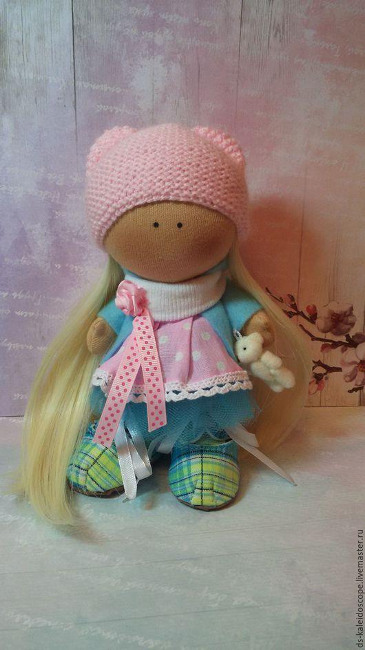 Коллекционные куклы ручной работы. Ярмарка Мастеров - ручная работа. Купить Кукла ручной работы. Handmade. Комбинированный, кукла тыквоголовка