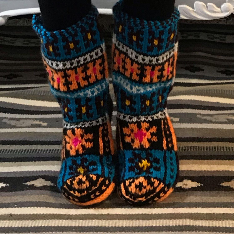 Детские вязаные носки (джурабки), Носки и колготки, Москва,  Фото №1