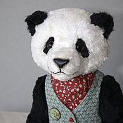 Куклы и игрушки ручной работы. Ярмарка Мастеров - ручная работа Brandon-авторский мишка тедди. Handmade.