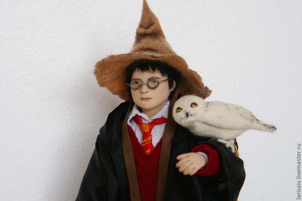 Гарри поттер кукла