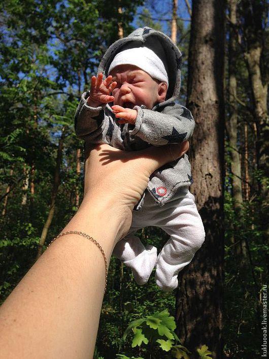 Куклы-младенцы и reborn ручной работы. Ярмарка Мастеров - ручная работа. Купить Малыш плаксик. ООАК. Handmade. Ооак