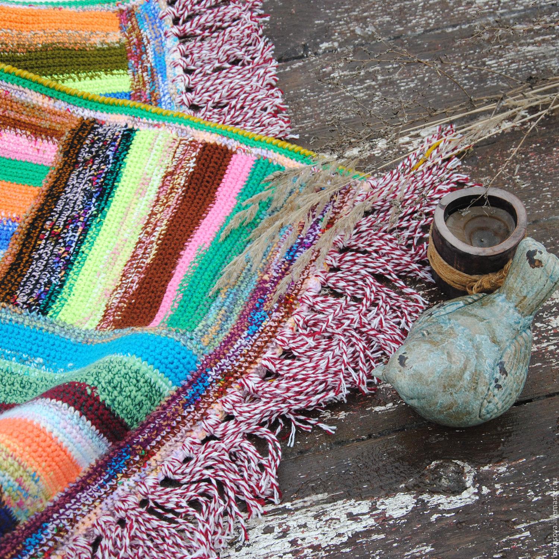 Бабушкины коврики мастер класс