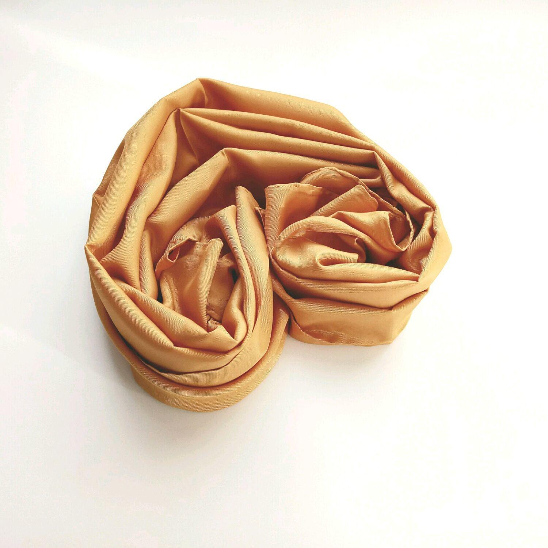 однотонный платок итальянский купить
