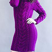 Одежда handmade. Livemaster - original item Women`s dress PRINTED. Handmade.