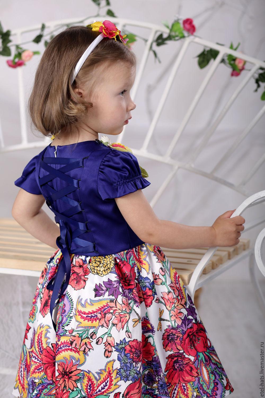 Платья эльфа для девочек