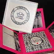 Сувениры и подарки ручной работы. Ярмарка Мастеров - ручная работа Подарочная коробка-шкатулка Paris. Handmade.