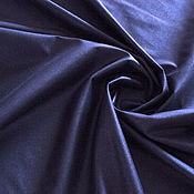 Материалы для творчества handmade. Livemaster - original item Italian fabric costume-dress silver-blue. Handmade.