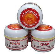 Косметика ручной работы handmade. Livemaster - original item Cream based on enzymes Ivan tea with hyaluronic acid and collagen. Handmade.