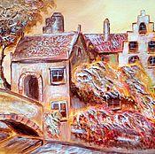 Картины и панно ручной работы. Ярмарка Мастеров - ручная работа Картина-панно рельефная интерьерная (продана). Handmade.