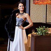 """Свадебный салон ручной работы. Ярмарка Мастеров - ручная работа Свадебное платье """"Птичье молоко"""". Handmade."""