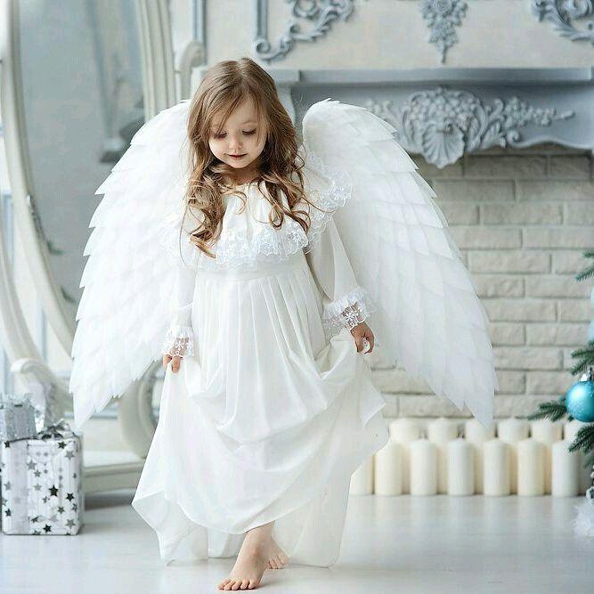 забронировать фото ангелочка с крыльями жителей комплекса