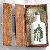 Подарочные боксы ручной работы. Ярмарка Мастеров - ручная работа Набор подарочный Мой рыцарь для мужчин. Handmade.