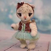 Куклы и игрушки ручной работы. Ярмарка Мастеров - ручная работа Тигруля Молли. Handmade.