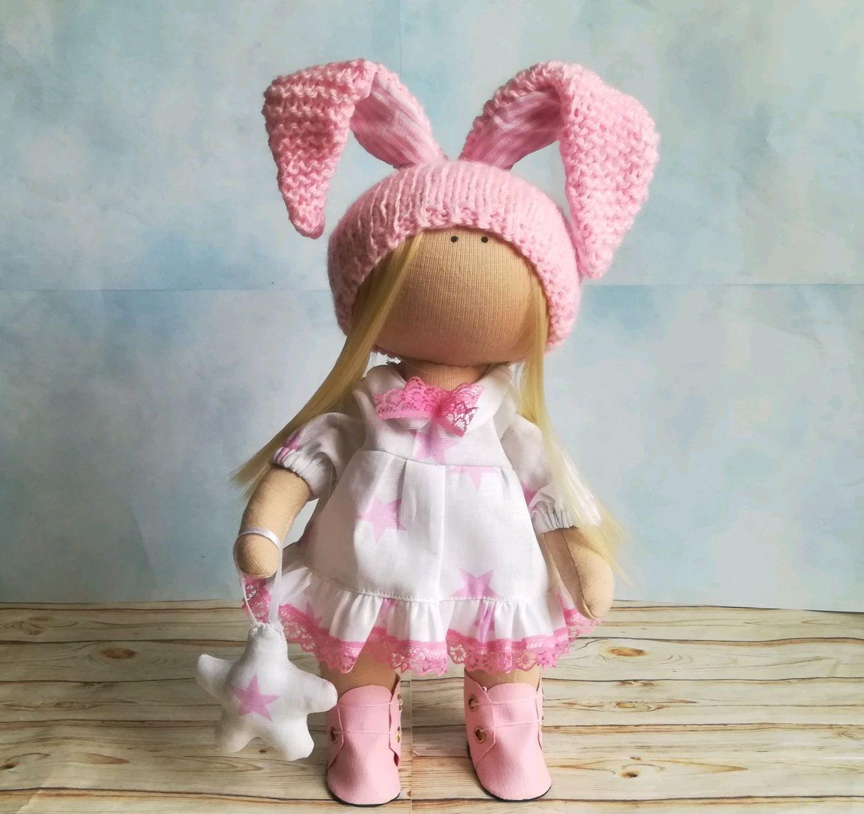 Набор для создания куклы Дарины, Одежда для кукол, Геленджик,  Фото №1