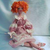 Куклы и игрушки ручной работы. Ярмарка Мастеров - ручная работа Кукла Ванесса. Handmade.