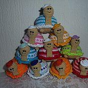 Куклы и игрушки handmade. Livemaster - original item turtles. Handmade.