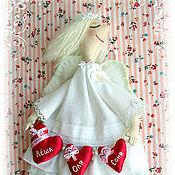 Куклы и игрушки ручной работы. Ярмарка Мастеров - ручная работа Семейный ангел. Handmade.
