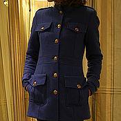 "Одежда ручной работы. Ярмарка Мастеров - ручная работа Пальто ""Military"". Handmade."
