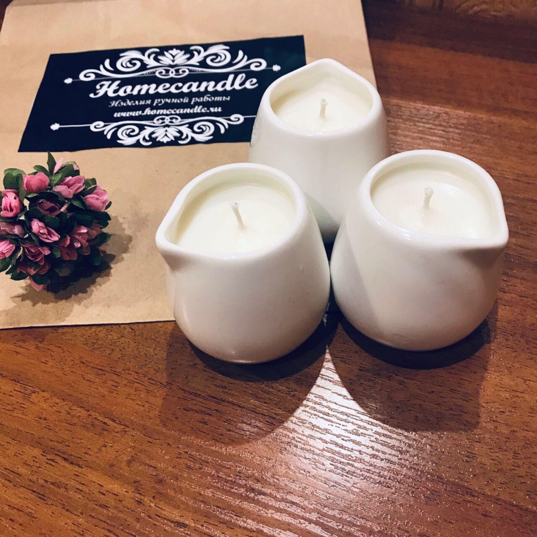 Рецепт массажной свечи