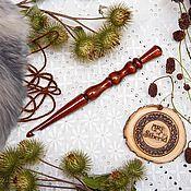 Материалы для творчества handmade. Livemaster - original item Crochet hook 6#27. Handmade.