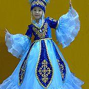 Работы для детей, ручной работы. Ярмарка Мастеров - ручная работа Казахский национальный костюм. Handmade.