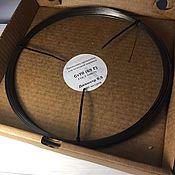 Материалы для творчества handmade. Livemaster - original item Spring wire diameter 0,5 (a coil of 100 meters). Handmade.