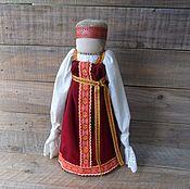Народные сувениры ручной работы. Ярмарка Мастеров - ручная работа Славутница - народная обрядовая кукла. Handmade.