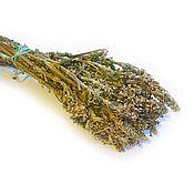 Дача и сад handmade. Livemaster - original item Motherwort dried broom 27 cm. Handmade.
