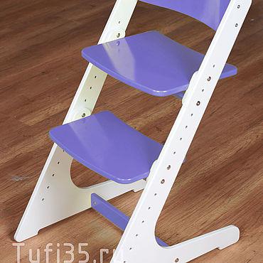 Мебель ручной работы. Ярмарка Мастеров - ручная работа Стулья: Растущий стул. Handmade.